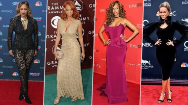 Tyra Banks Birthday: Bold and Edgy, her Fashion Appearances aren't Everyone's Cup of Tea (View Pics)